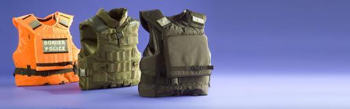Ballistic Protection vests